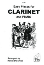 EASY PIECES FOR CLARINET AND PIANO
