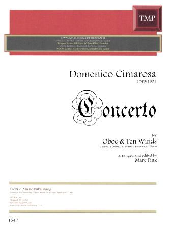 CONCERTO (score & parts)