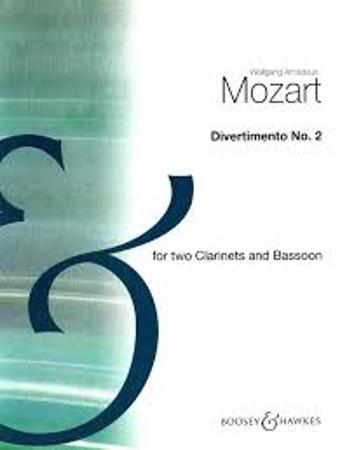 DIVERTIMENTO No.2 in Bb major K229 (score & parts)