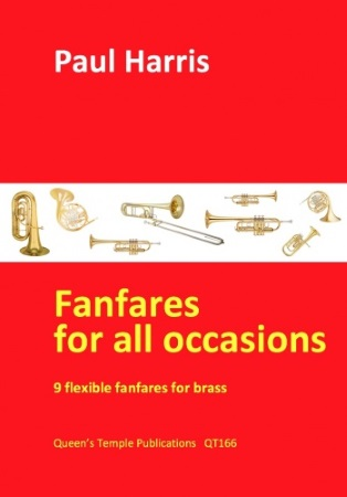 FANFARES FOR ALL OCCASIONS (score & parts)