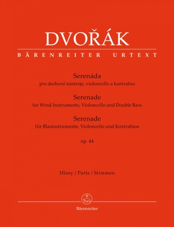 SERENADE Op.44 (set of parts)