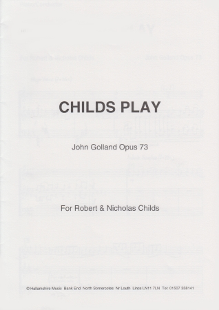CHILDS PLAY Op.73