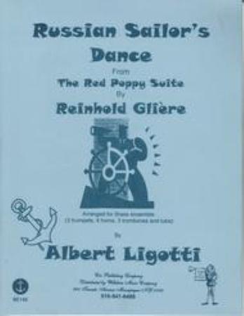 RUSSIAN SAILOR'S DANCE (score & parts)