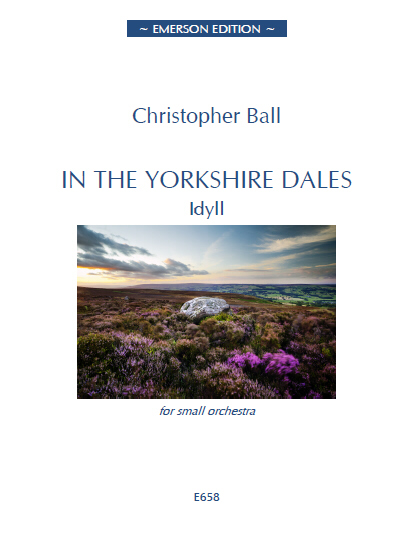 IN THE YORKSHIRE DALES Idyll (score & parts)