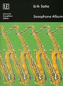 ERIK SATIE SAXOPHONE ALBUM