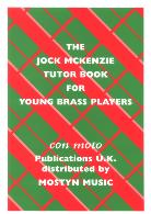 THE JOCK MCKENZIE TUTOR Book 2 CD for Eb tutor