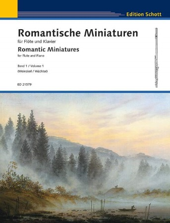 ROMANTIC MINIATURES Volume 1
