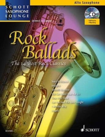 ROCK BALLADS + CD