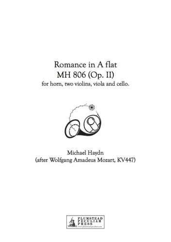 ROMANCE in Ab major (after Mozart)