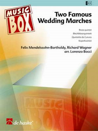 TWO FAMOUS WEDDING MARCHES