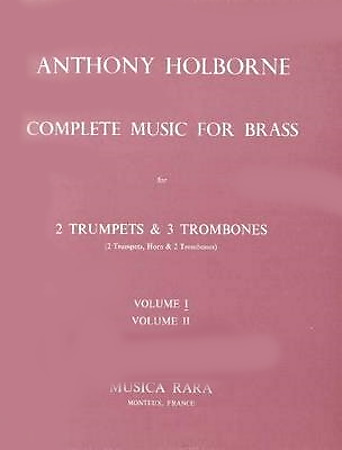 COMPLETE MUSIC FOR BRASS Volume 1