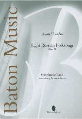EIGHT RUSSIAN FOLKSONGS