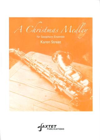 A CHRISTMAS MEDLEY (score & parts)