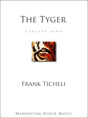 THE TYGER (score)