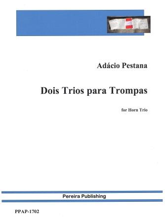 DOIS TRIOS PARA TROMPAS (score & parts)
