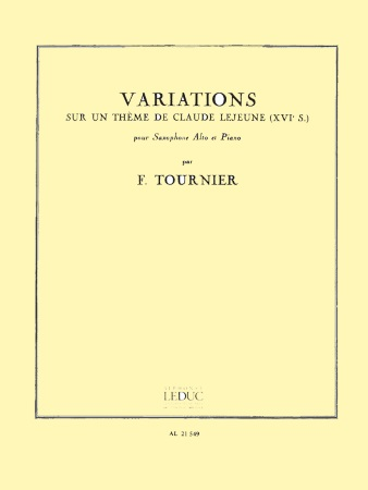 VARIATIONS on a theme of Claude Lejeune