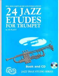 24 JAZZ ETUDES book only