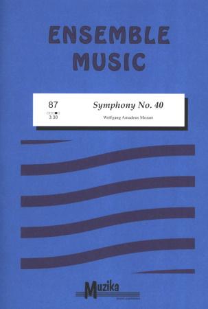 SYMPHONY No.40 1st Movement (score & parts)