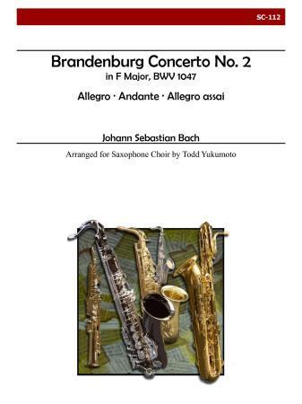 BRANDENBURG CONCERTO No.2
