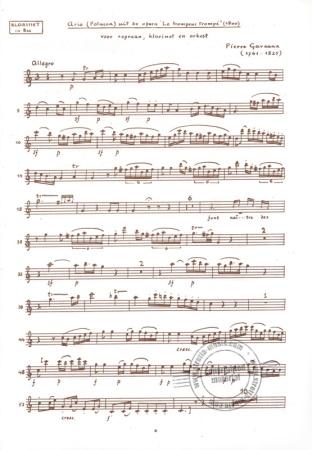 ARIA (Polacca) from 'Le Trompeur Trompe'