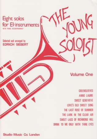THE YOUNG SOLOIST Eight Solos Book 1