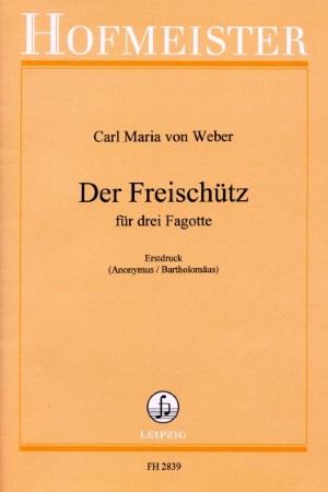 DER FREISCHUTZ (score & parts)