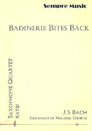 BADINERIE BITES BACK