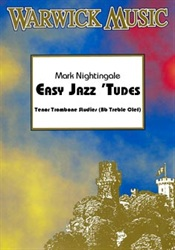 EASY JAZZY 'TUDES + CD (treble clef)