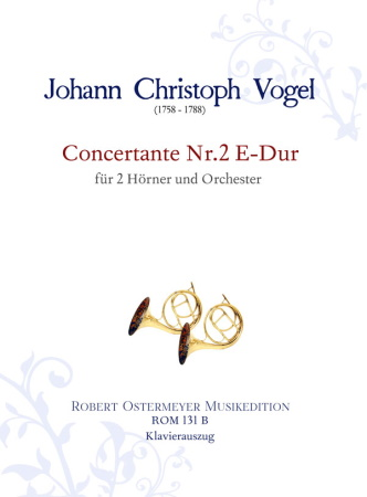 CONCERTANTE No.2 in E major
