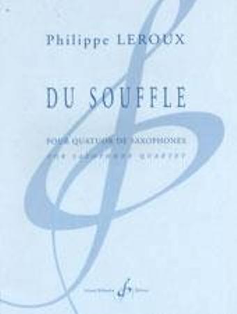 DU SOUFFLE (score & parts)