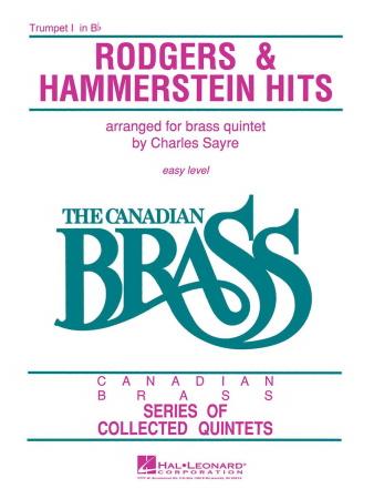 RODGERS & HAMMERSTEIN HITS 1st Trumpet