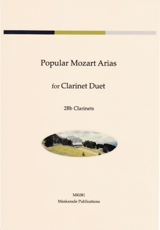 POPULAR MOZART ARIAS