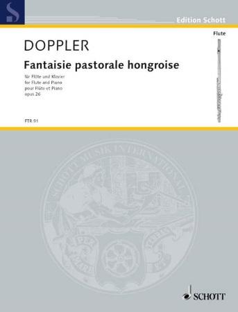 FANTASIE PASTORALE HONGROISE Op.26
