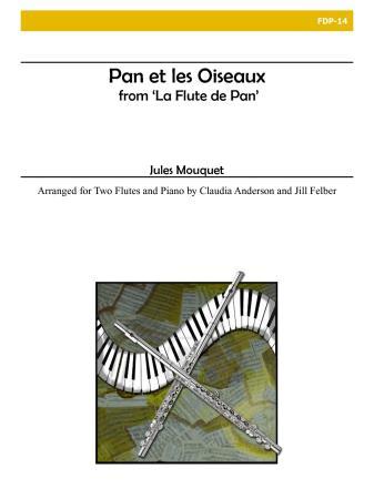 PAN ET LES OISEAUX from La Flute de Pan