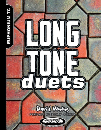 LONG TONE DUETS for Euphoniums (treble clef)