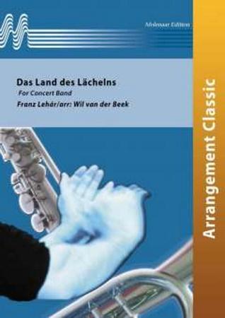 DAS LAND DES LACHELNS (score & parts)