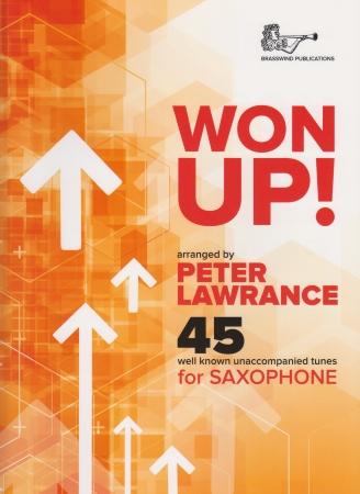WON UP! Saxophone Part