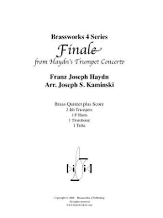FINALE from the Trumpet Concerto