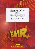 SONATA No.4 in g minor