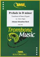 PRELUDE in d minor BWV539