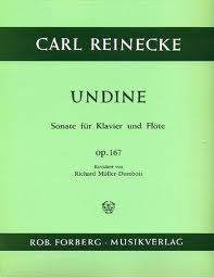 UNDINE SONATA Op.167