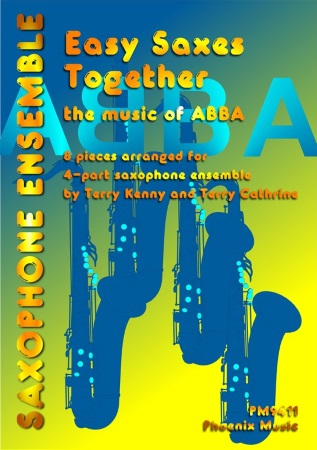 THE MUSIC OF ABBA (score & parts)