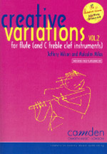 CREATIVE VARIATIONS Volume 2 + CD