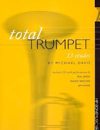 TOTAL TRUMPET 13 etudes + CD