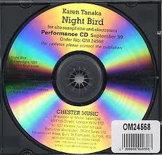 NIGHT BIRD Performance CD