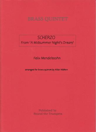 SCHERZO from A Midsummer Night's Dream