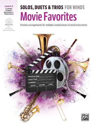 MOVIE FAVORITES + Online Media (playing score)
