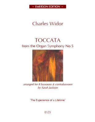 TOCCATA score & parts