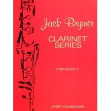 JACK BRYMER CLARINET SERIES Easy Book 2
