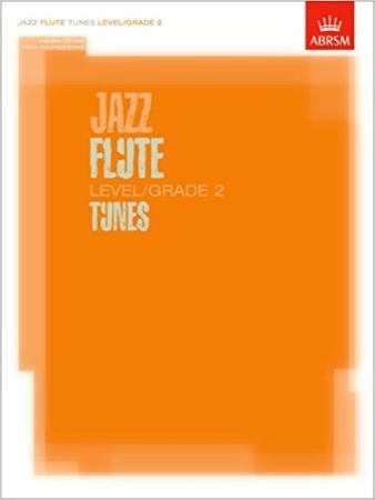 JAZZ FLUTE TUNES Grade 2 + CD